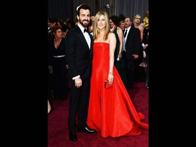 Jennifer Aniston,Justin Theroux,mid-century mansion