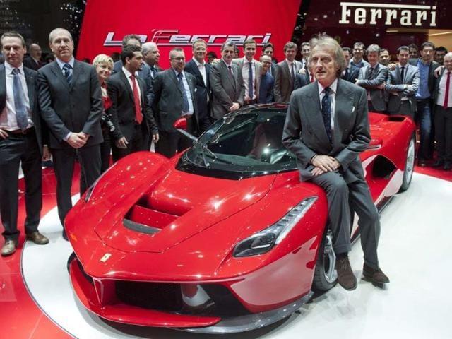 Ferrari president Montezemolo to leave the company