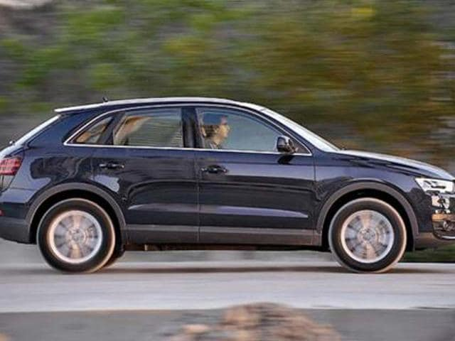 Audi Q3,avatar,luxury SUV