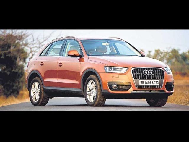 Tushar Srivastava,German luxury carmaker,Audi