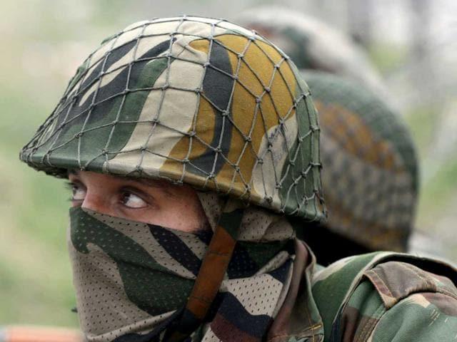 Kashmir guerrilla attack,Kashmir militant attack,Sheraz Ahmad Naikoo