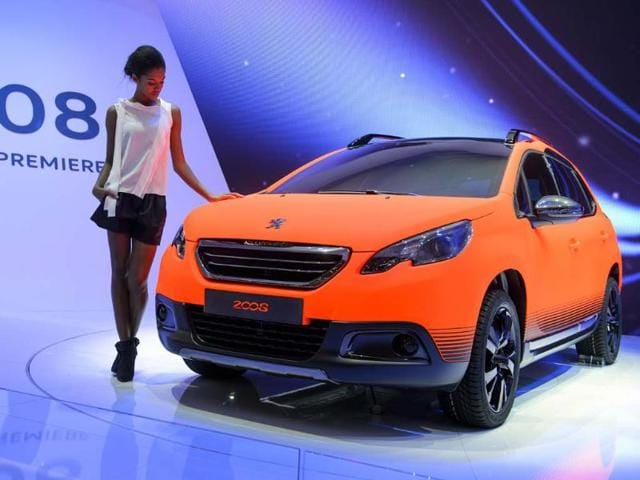 Carmakers,small crossover,sports utility vehicle (SUV)