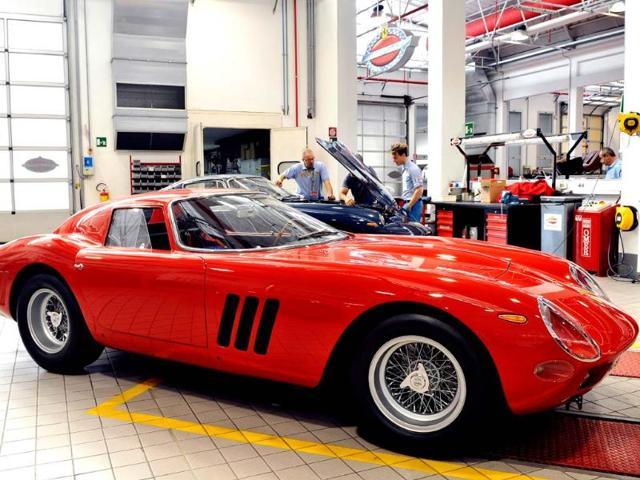 Ferrari,Ferrari 250 GTO