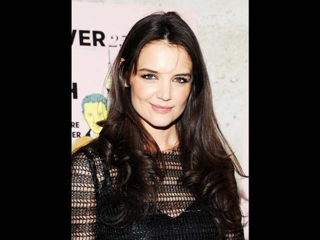 Katie Holmes,The Kennedys,Camelot