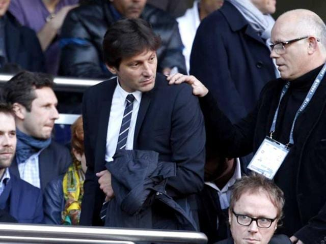 Paris Saint-Germain Sporting Director,Leonardo,hindustan times