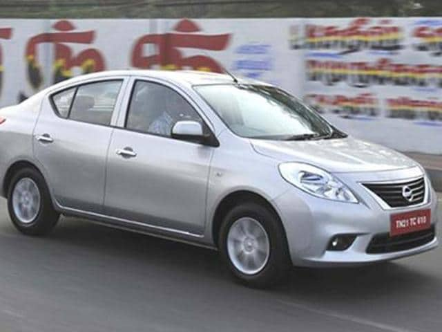 Nissan Sunny Automatic review,test drive,sunny