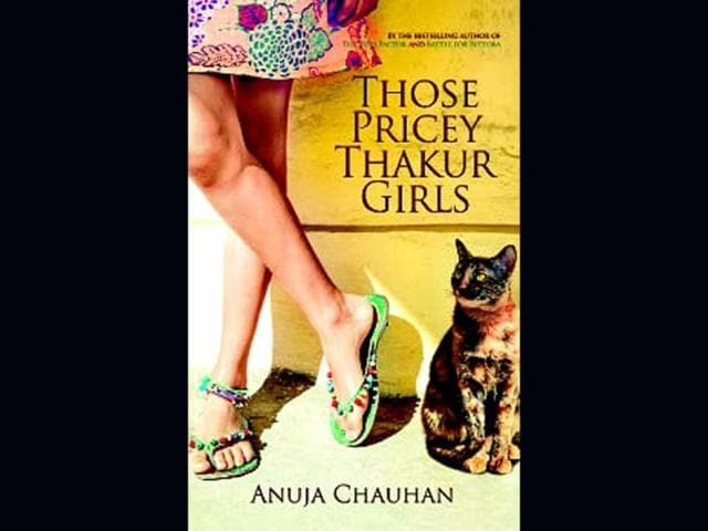 Anuja Chauhan,model,heroine