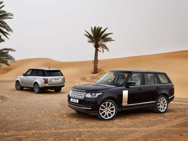 The all-new Range Rover is a lesson in how to get everything right when developing a true SUV that can compete with a Mercedes or Bentley in terms of luxury. Photo:AFP