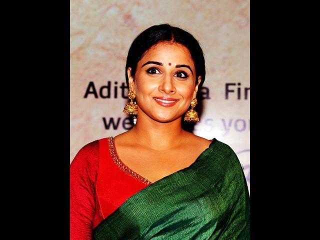 Vidya Balan,Nargis,Mother India