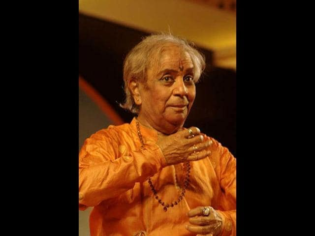 Birju Maharaj was given the National Film Award Best Choreography Award for Vishwaroopam.
