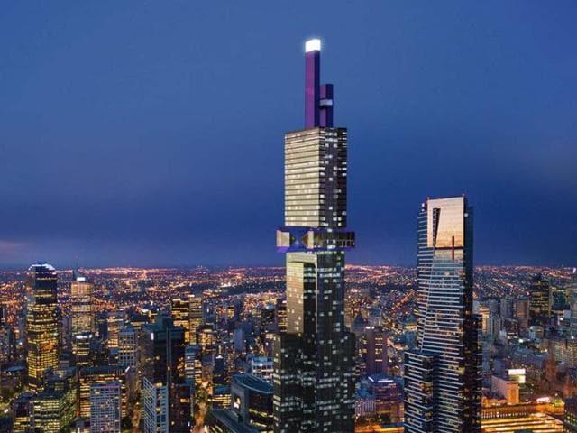 Burj Khalifa,Dubai,Symbio City