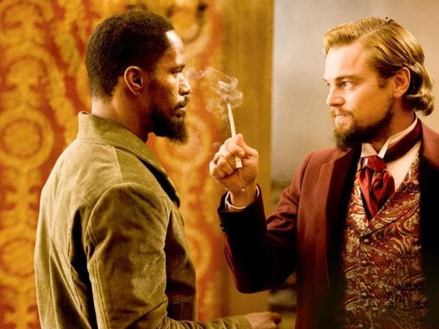 Rashid Irani,Django Unchained review,Quentin Tarantino