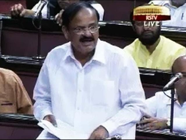 Venkaiah Naidu,Indian jawans killing,Pervez Musharraf