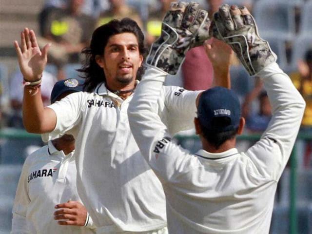 Ishant Sharma,Border Gavaskar Trophy,New Delhi Test