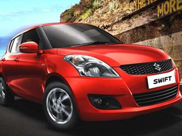 Maruti-launches-limited-edition-Swift