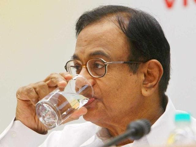 P Chidambaram,current account deficit,fiscal deficit