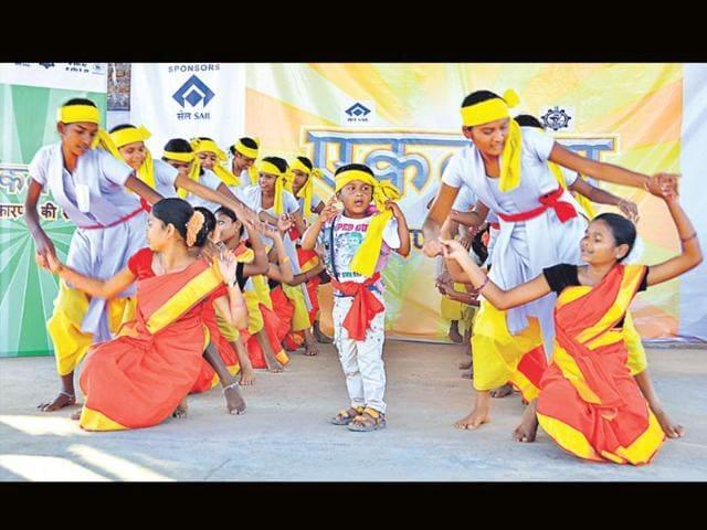 Kumari Soumya,talent in Bastar,Maoist