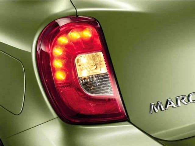 Nissan Micra facelift photo gallery