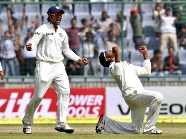 N Ananthanarayanan,Ferozeshah Kotla,india vs australia test