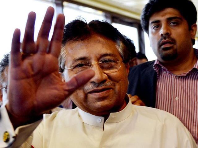 Vinod Sharma,Pervez Musharraf,hindustan times