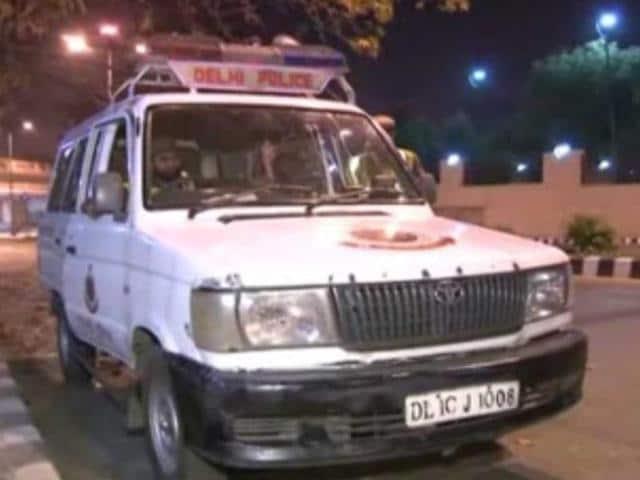 Uttam Nagar,Nawada,Delhi police attacked