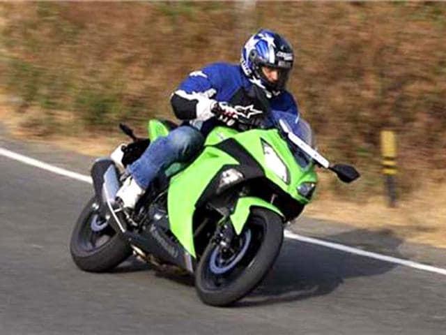 Kawasaki Ninja 300 review, test ride