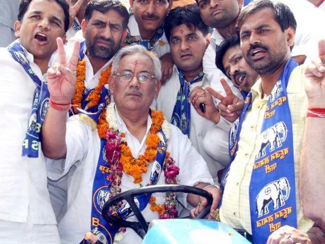 Deepak Bhardwaj,murder,BSP leader