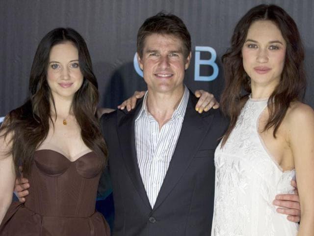 Tom Cruise,Argentine,premiere