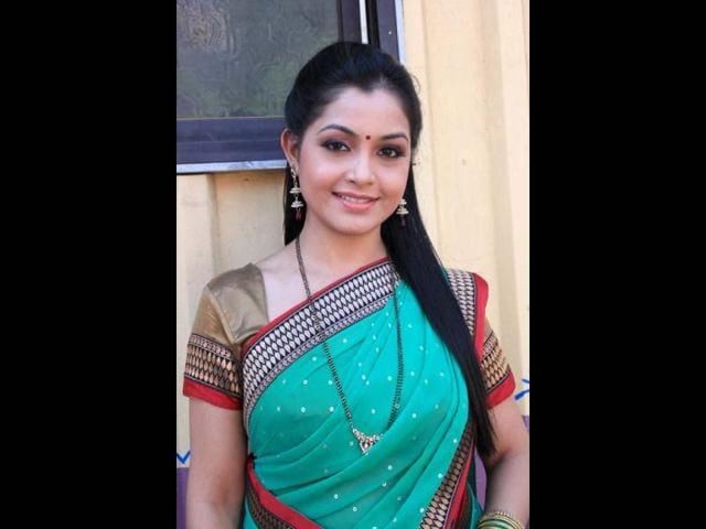Shubhangi-Atre-Poore-as-Koel-in-SAB-TV-serial-Chidiyaghar