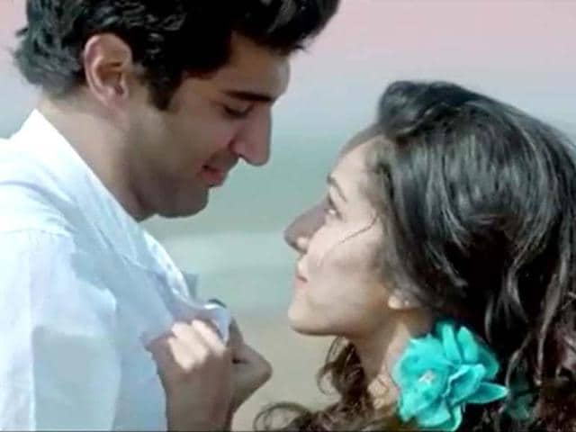Shraddha Kapoor debuted in Bollywood with chick flick Luv Ka The End.