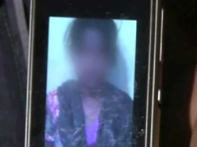 How an anonymous phone call ends in girl trafficking