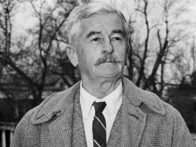 William Faulkner,Nobel Prize,The Sound and the Fury