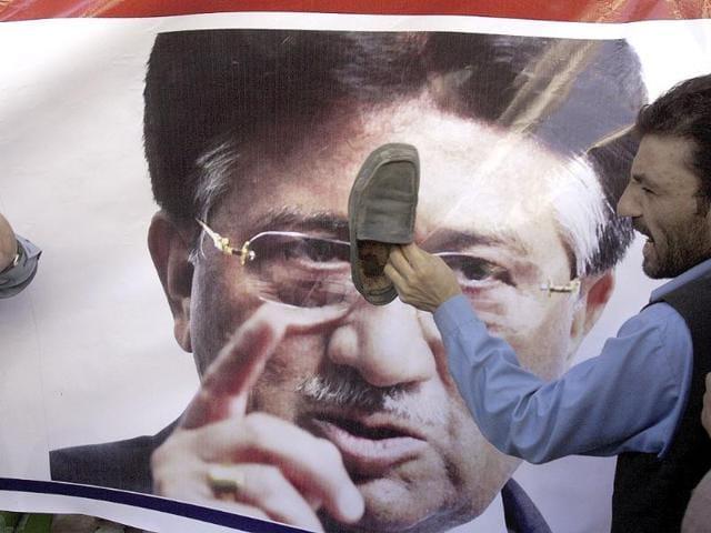 Pervez Musharraf,Karachi,Sindh high court