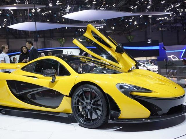 The-car-codenamed-the-P13-will-take-styling-cues-from-the-McLaren-P1-shown-here-the-company-s-latest-hypercar-and-one-of-the-true-stars-of-the-recent-Geneva-Motor-Show-Photo-AFP