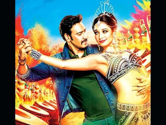 Ajay Devgn,Priyanka Chopra,Karishma Kapoor
