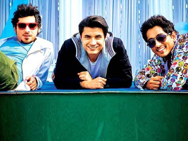 Ali Zafar,Siddharth,Taapsee Pannu and Divyendu Sharma
