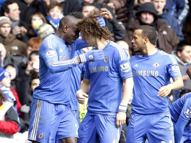 Demba Ba's turn to shine as Chelsea prevail again