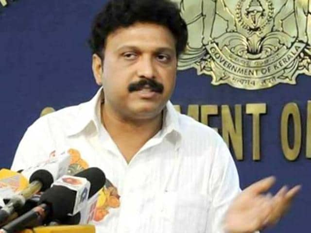 A-file-photo-of-Kerala-minister-KB-Ganesh-Kumar-who-quit-after-his-wife-alleged-domestic-violence-PTI