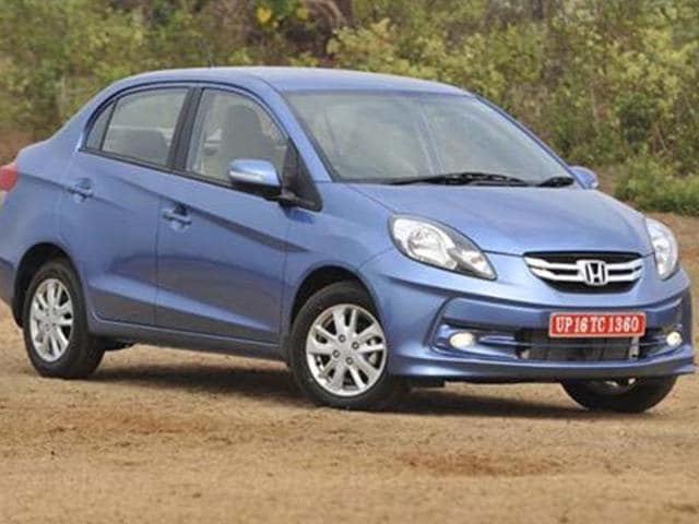All-new 1.5-litre 98.6bhp diesel motor in Honda's first compact saloon, Amaze, claims a record fuel efficiency of 25.8 kpl.