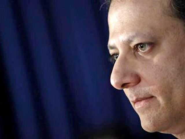 Bharara nets new high profile case