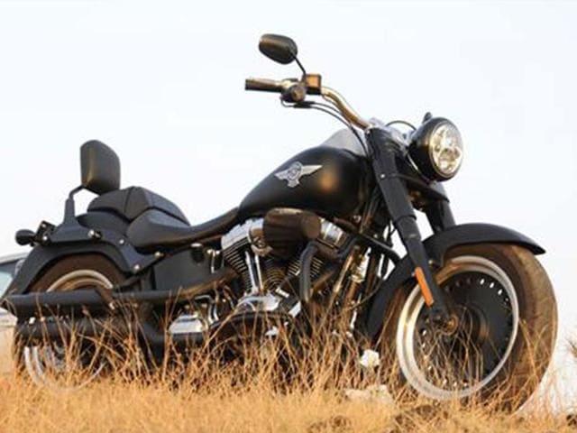 Harley Davidson,Harley Davidson sales,Anoop Prakash