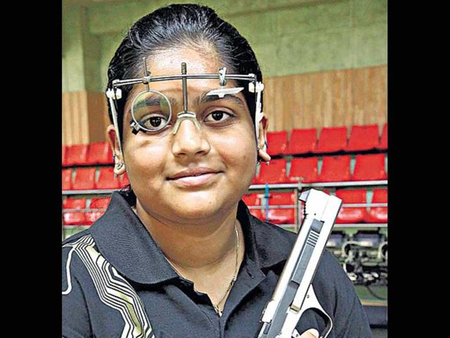 Rahi Sarnobat,Pistol shooter,news