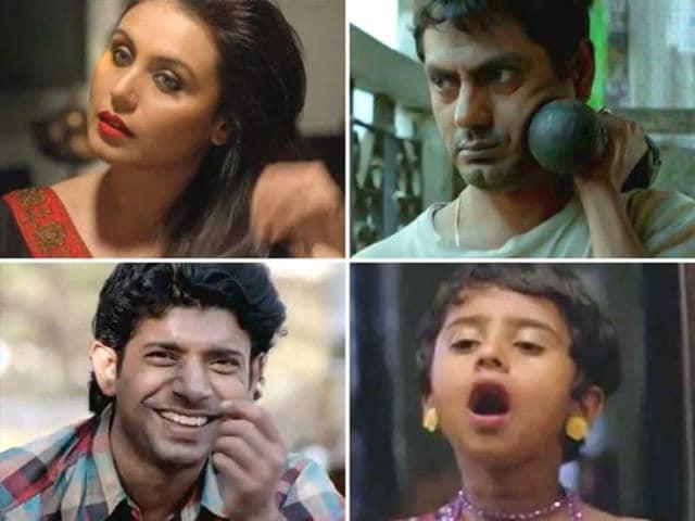 Zoya Akhtar,Dibaker Banerjee,Anurag Kashyap