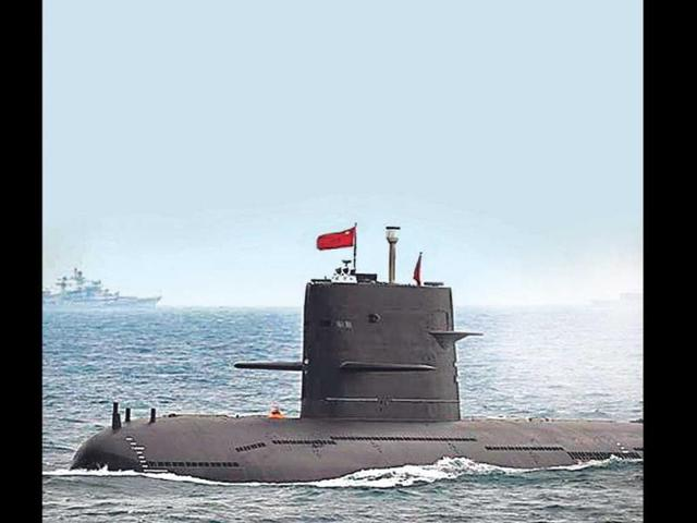 China's submarines in Indian Ocean worry Indian Navy