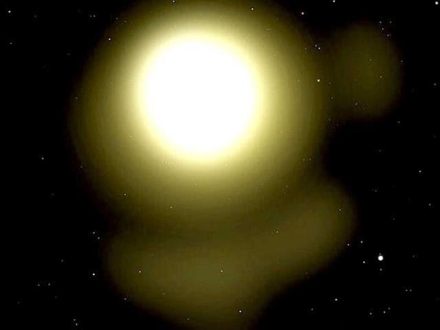 yellow supergiant,star,supernova