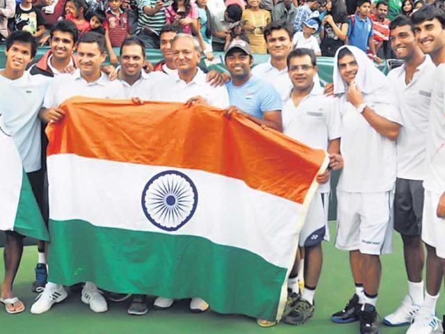 Davis Cup,Indian Team,hindustan times