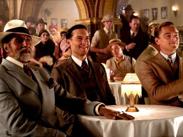 Amitabh Bachchan,Hollywood,The Great Gatsby