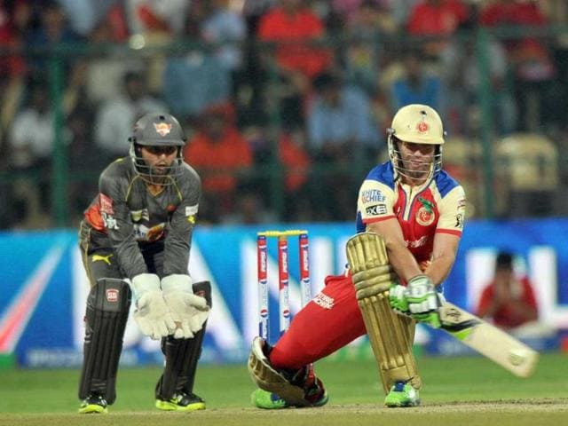 T20 League,RCB,Pune Warrirors