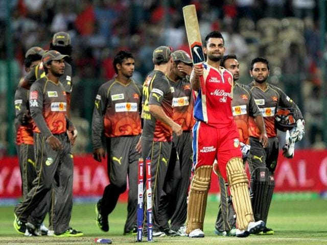 IPL6,Sunrisers Hyderabad,Royal Challengers Bangalore
