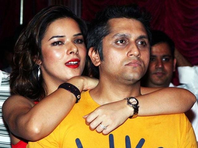 Udita-Goswami-and-Mohit-Suri-got-married-on-Jan-29-in-Mumbai-Bollywood-celebs-came-calling-to-wish-the-couple-See-pics